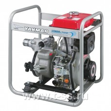 Мотопомпа дизельная Yanmar YDP40TN-E