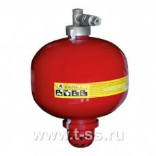 Модуль порошкового пожаротушения «Буран-8взр»