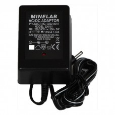 Minelab Charger NiMH 230V (Euro)