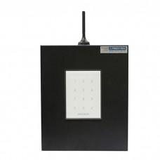 S632-2GSM-KBK - 1,2BW (S632-2GSM-KBK24-BW) черный бокс, белая клавиатура