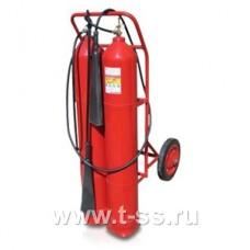 Углекислотный огнетушитель ОУ-50