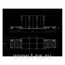 Рентгеновский интроскоп TS-SCAN 150180