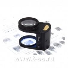 Лупа дактилоскопическая «Регула» 1008