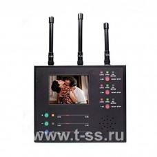 Обнаружитель беспроводных видеокамер «Hunter Camera VS-125»