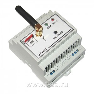 GSM реле ELANG Power Control Pro