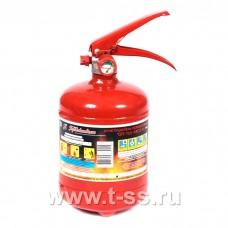 Порошковый огнетушитель ОП-1 (з) АВСЕ