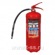 Порошковый огнетушитель ОП-4 (з) АВСЕ