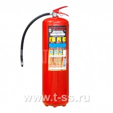 Порошковый огнетушитель ОП-10 (з) АВСЕ