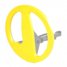 """Защита на катушку 8"""" Желтая"""