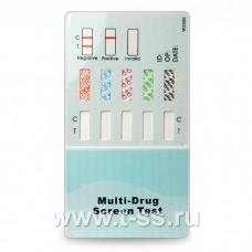 Тест Наркостоп мульти-5, упак. 50 шт.