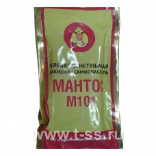 Противопожарное полотно Мантос М101