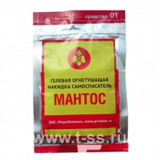 Противопожарное полотно Мантос М102