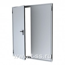 Дверь противопожарная Padilla ДМП-02/60 (EI 60) (левая) 1200(800+400)х2050