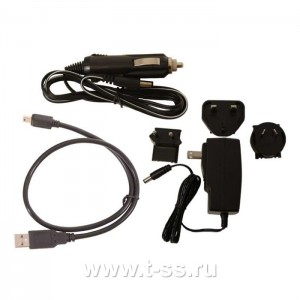 Minelab CTX 3030 - Kit, Acc. (WD Charger cables/Plug Pack Mains/Car Adaptor)