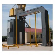 Система рентгеновского контроля автотранспорта с высокой пропускной способностью «Застава-2»