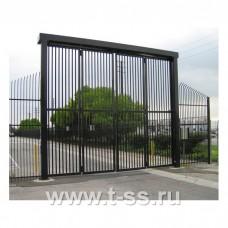 Скоростные ворота Bavak B-защита