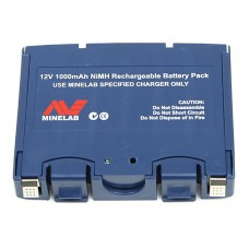 Minelab Nimh Battery Pack (Blue)