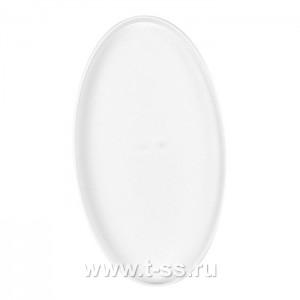 Minelab 10 Inch Elliptical Coil Cover (White)