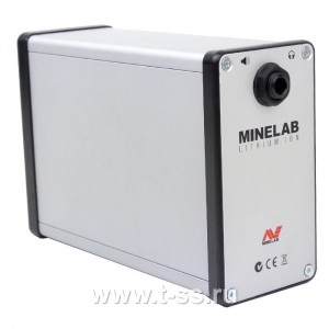 Minelab Lithium Ion Battery Pack Assembly