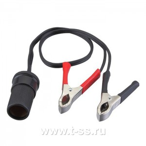 Minelab Adaptor Cable for GPX Series (Alligator Clips)