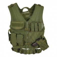 Жилет тактический Voodoo Tactica MSP-06 Entry Assault Vest Olive