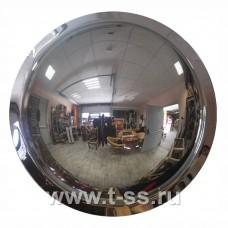 Зеркало обзорное для помещений купольное Ø1000 мм