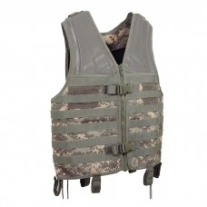 Жилет разгрузочный Voodoo Tactical Deluxe Universal Vest ACU Digital Camo