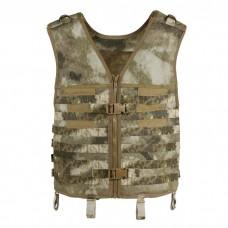 Жилет разгрузочный Voodoo Tactical Deluxe Universal Vest A-TACS