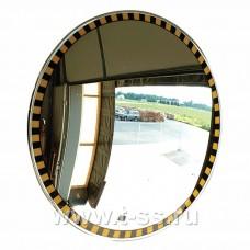 Индустриальное зеркало обзорное круглое Ø900 мм