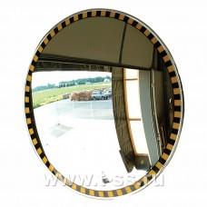 Индустриальное зеркало обзорное круглое Ø600 мм
