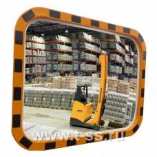 Индустриальное зеркало обзорное 400х600 мм