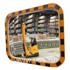 Индустриальное зеркало обзорное 600х800 мм