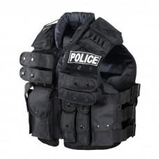 Жилет тактический Voodoo Tactical Police Vest Black