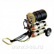 Мобильная баллонная система Модуль 468М-К