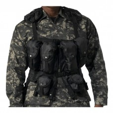 Жилет разгрузочный Rothco Tactical Assault Black