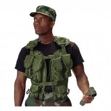 Жилет разгрузочный Rothco Tactical Assault Olive