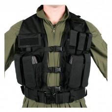 Жилет разгрузочный BlackHawk Urban Assault BLK 33UA00BK
