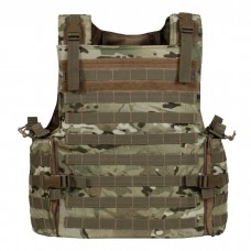 Жилет разгрузочный Voodoo Tactical Armor Plate Carrier MultiCam