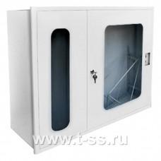 Шкаф пожарный Ш-ПК02 ВОБ (ШПК-315ВО Б)