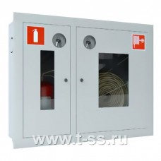 Шкаф пожарный Ш-ПК02 ВОБЛ (ШПК-315 ВОБЛ)