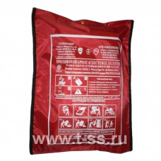 Противопожарное полотно ПП-600-А 1,5х1,5