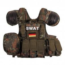Жилет SWAT боевой быстросъемный flectarn