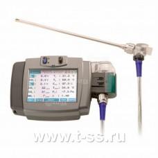 Анализатор дымовых газов Wöhler A 600, с дополнительными сенсорами для газов NO и CO