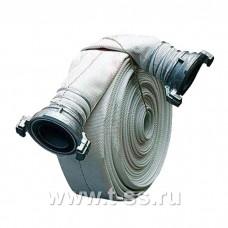 Рукав пожарный  РПК(В)- Н/В-50-1,0-М-УХЛ1 (10±1м) с головками ГР-50а-пл