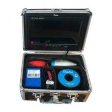 Эндоскоп для скважин Тритон 1000TVL HD Cam Функция DVR + 8 ГБ SDкарта Кабель 80 метров 12 ик диодов