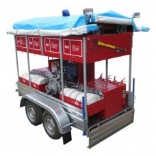 Мобильный комплекс пожаротушения и проведения аварийно-спасательных работ «Форпост-03»