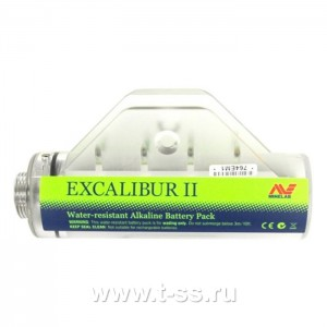 MINELAB бокс для батарей Excalibur 2