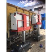 Установка зондирования быстрыми «мечеными» нейтронами (АКЗН)