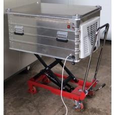 Мобильная установка обнаружения взрывчатых веществ УВП-1103