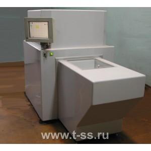 Стационарная Установка для обнаружения взрывчатых веществ в личных вещах и почтовых отправлениях УВП-3100